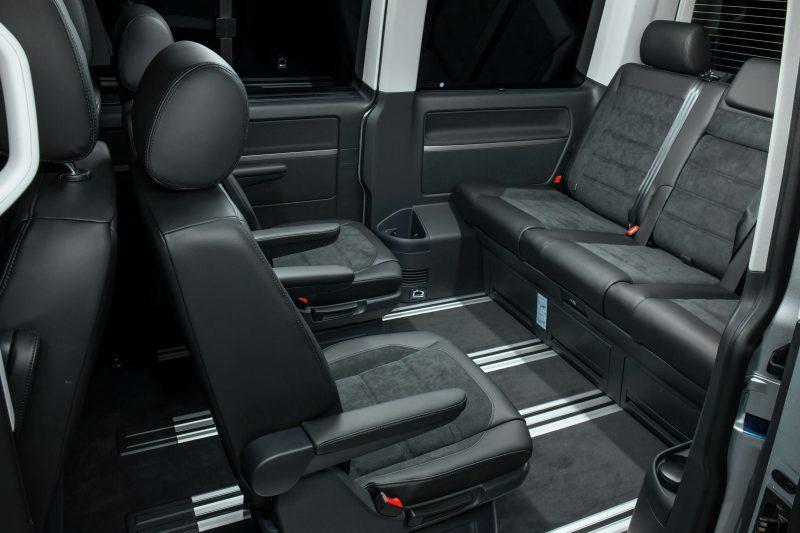 Volkswagen Transporter Т6 фото салона
