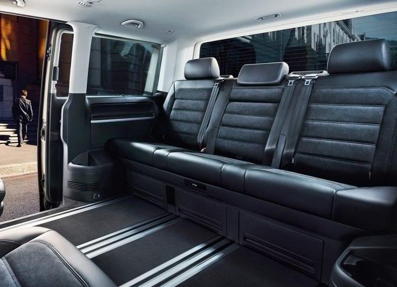 Фото салона Volkswagen Transporter Т6