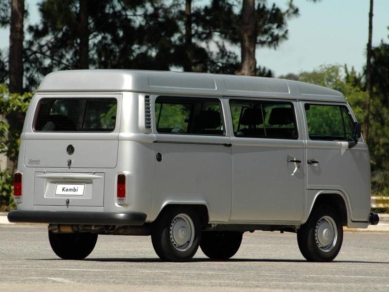 VW Transporter Т2