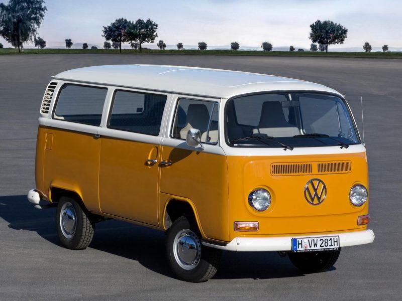 Фото Volkswagen Transporter Т2