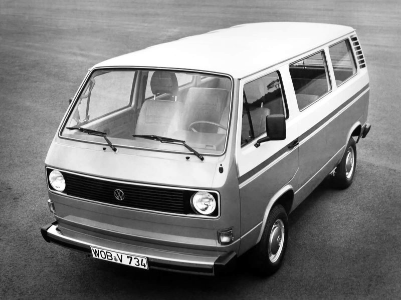 Фото Volkswagen Transporter Т3