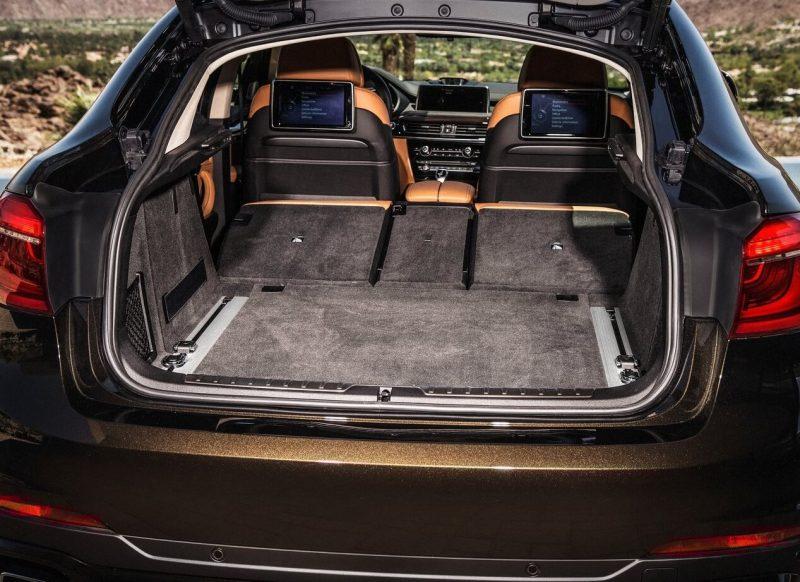 Багажник BMW X6