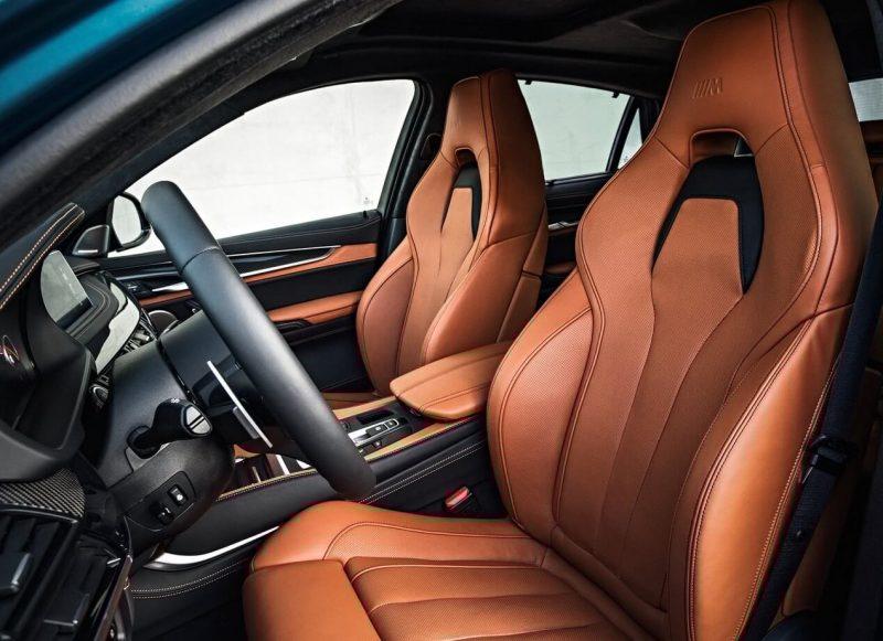 Салон BMW X6M