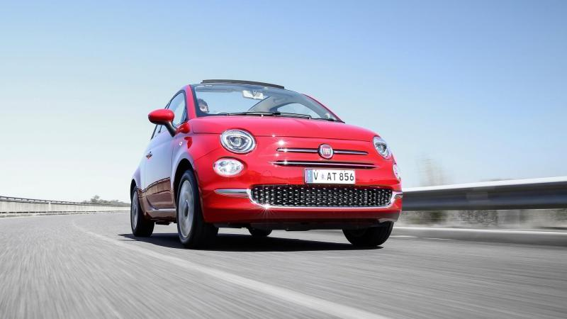 Фото авто Fiat 500 C