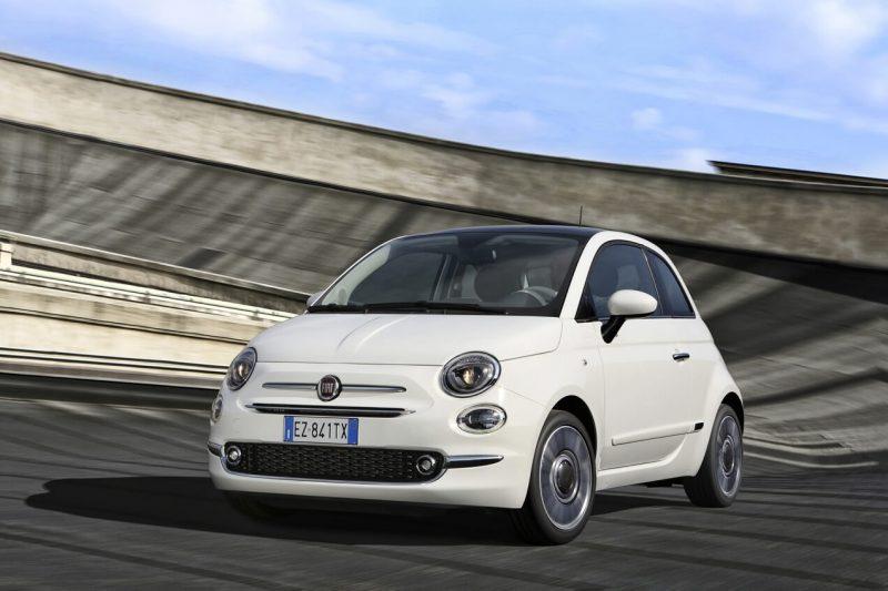 Фото авто Fiat 500