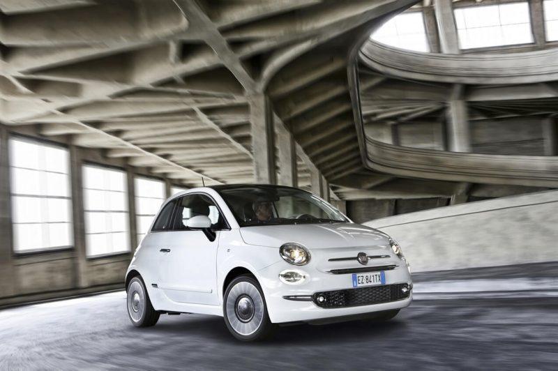 Fiat 500 авто