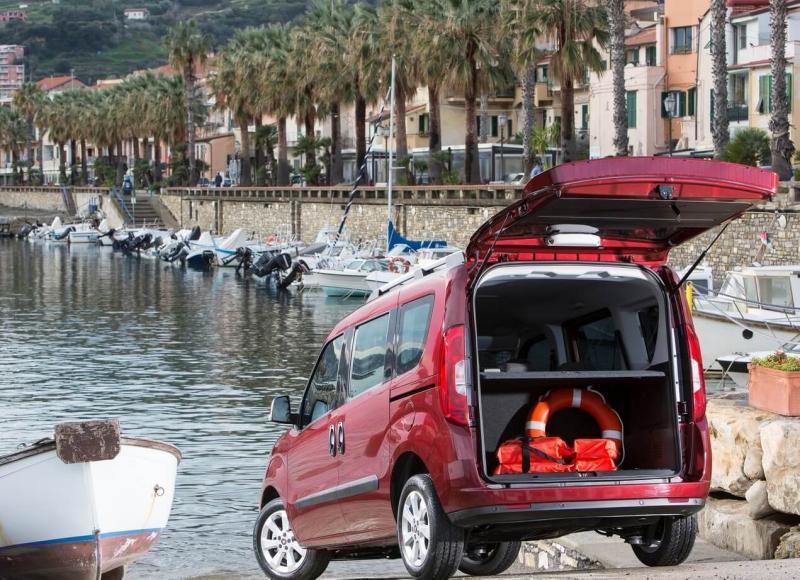 Багажник Fiat Doblo