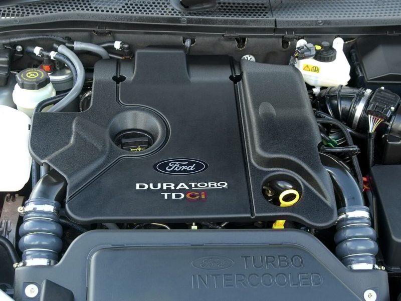 Фото двигателя Ford Focus 2002