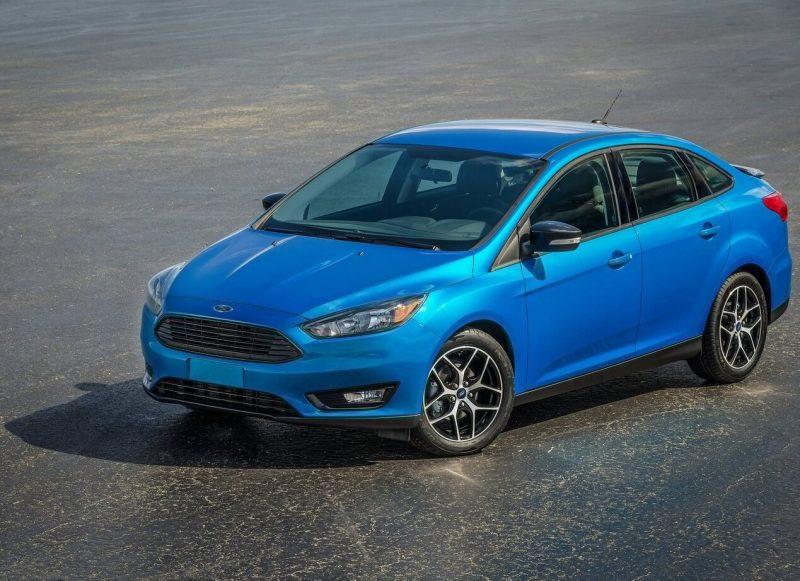 Авто Ford Focus седан