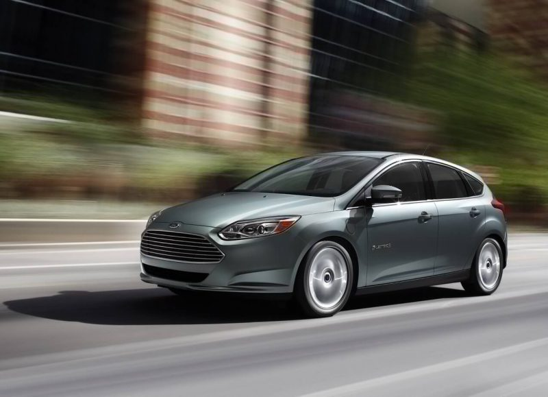 Фото Ford Focus Electric