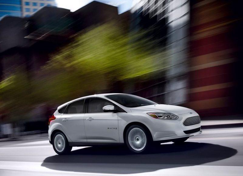 Фотография Ford Focus Electric
