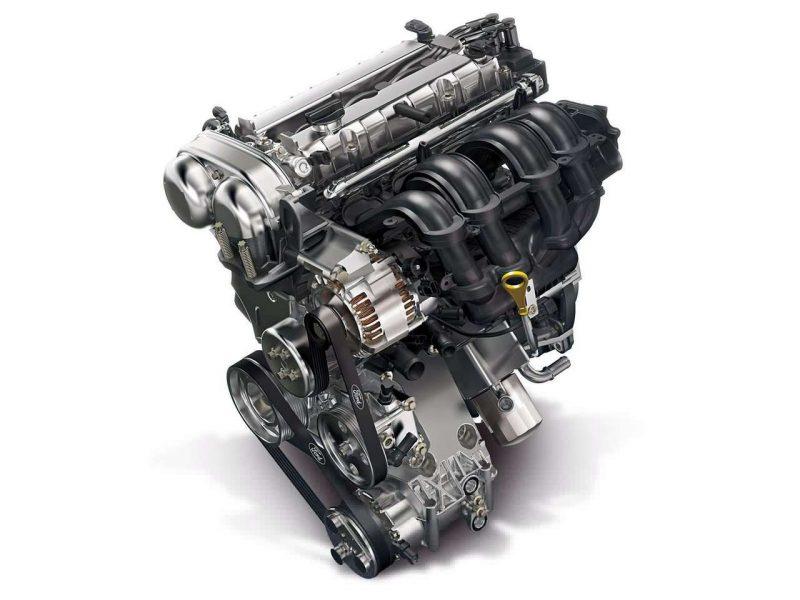 Фото двигателя Ford Focus 3door