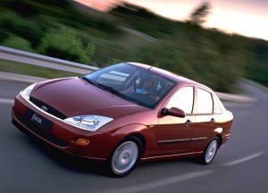 Ford Focus Sedan (1998)