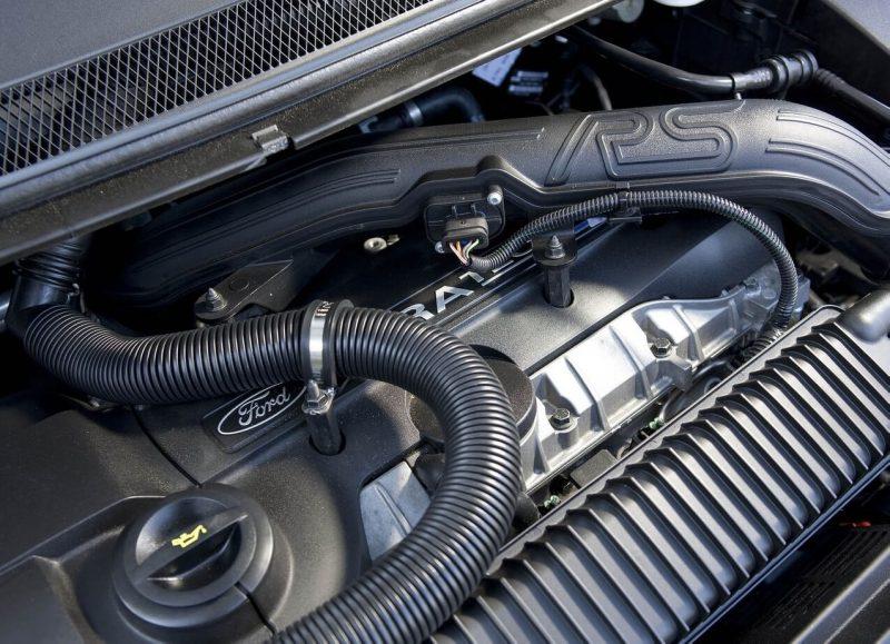 Ford Focus RS 2 двигатель