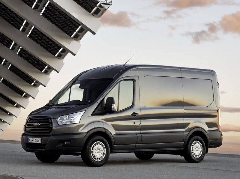 Фото Ford Transit Van