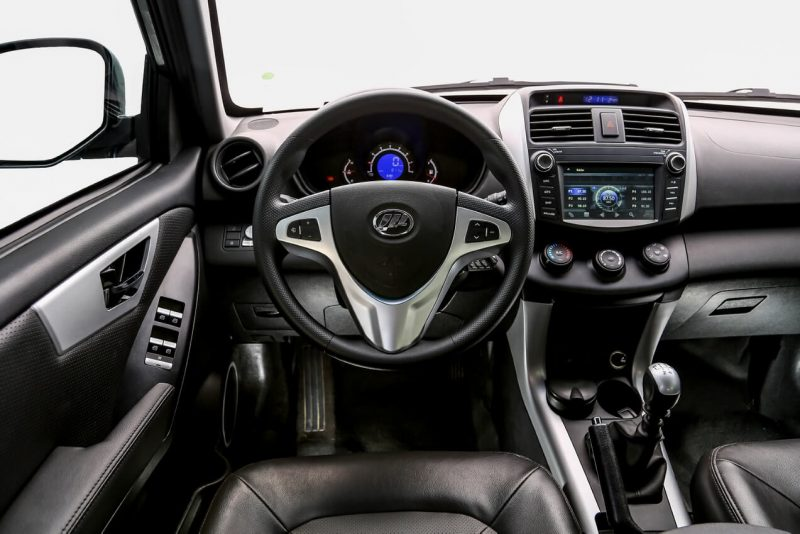 Lifan X60 рулевое колесо
