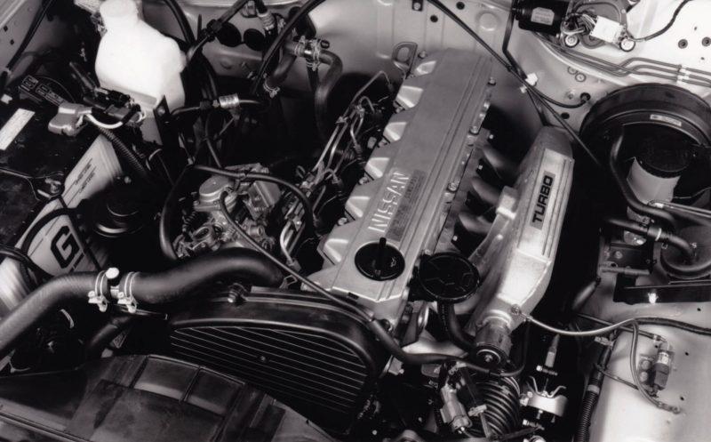 Двигатель Nissan Patrol 4