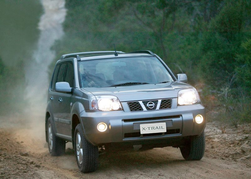 Авто Nissan X-Trail (T30)