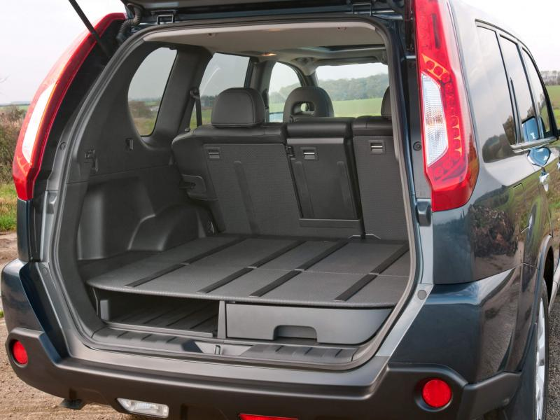 Багажник Nissan X-Trail (Т31)