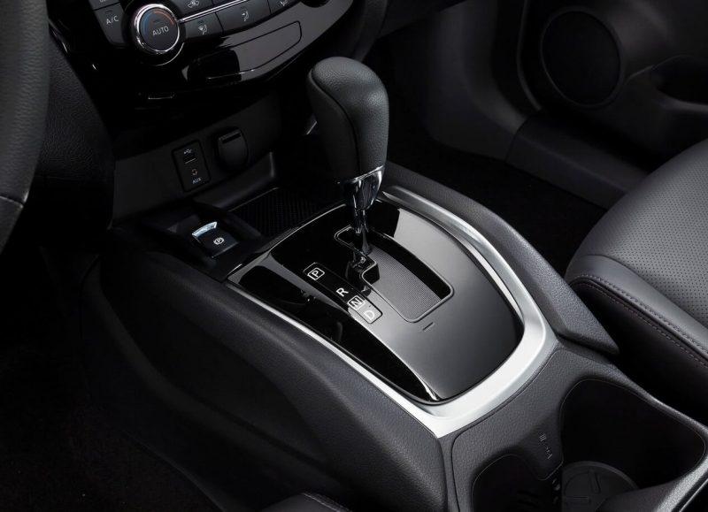 Nissan X-Trail коробка передач