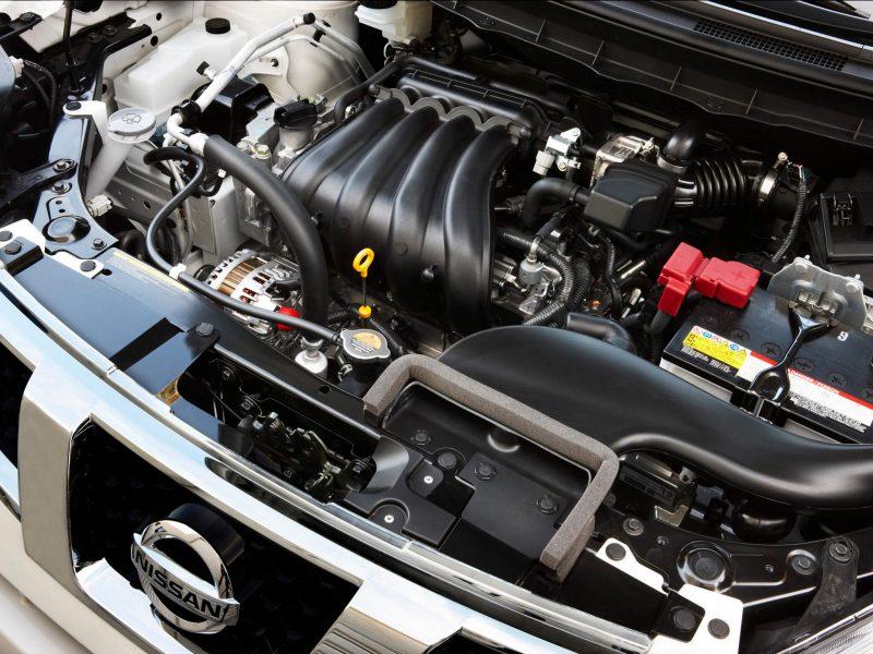 Фото двигателя Nissan X-Trail (Т31)