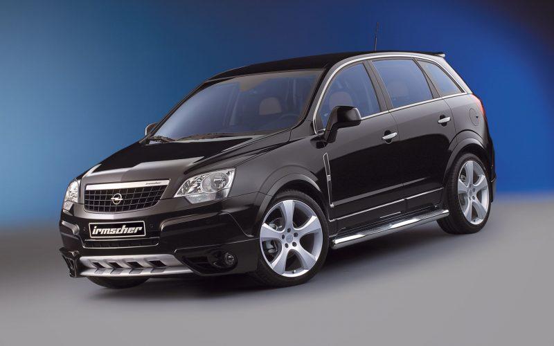 Opel Antara тюнинг