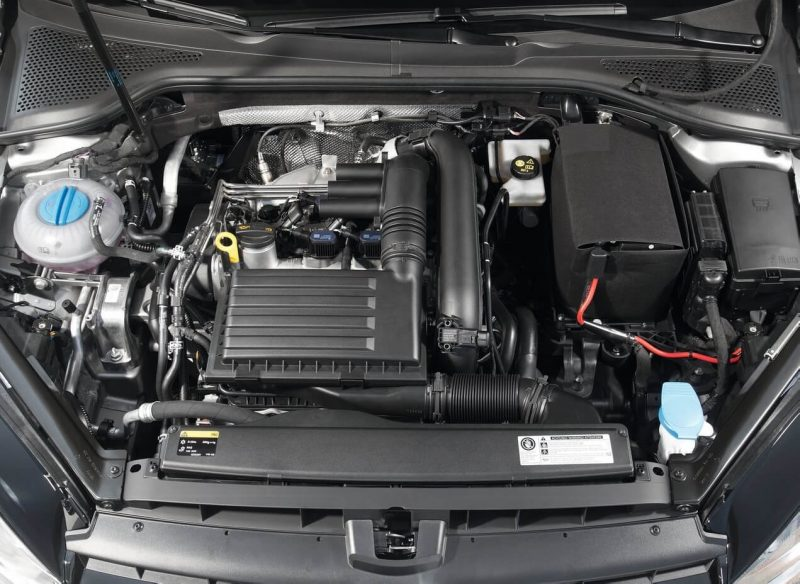 Двигатель Volkswagen Golf 7