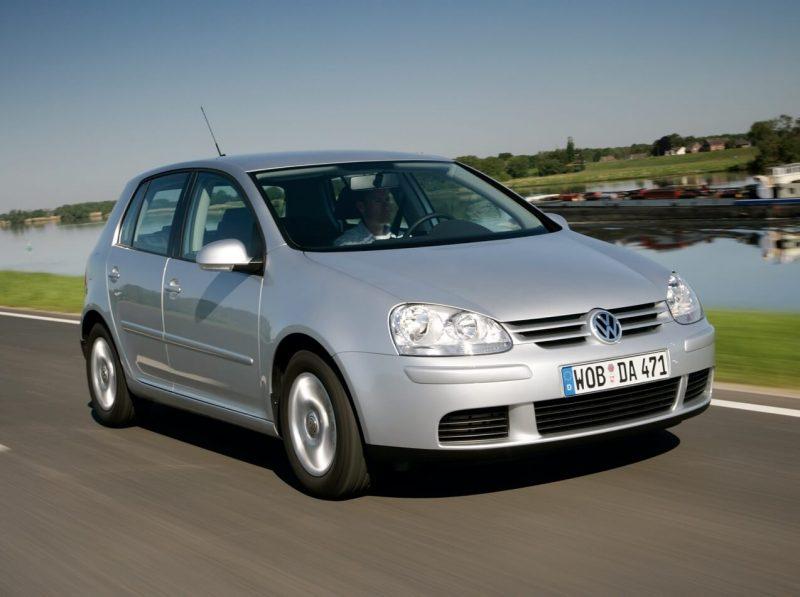 Авто Volkswagen Golf 5