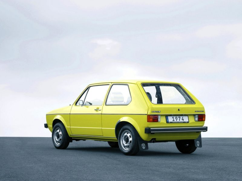 Авто Volkswagen Golf 1973