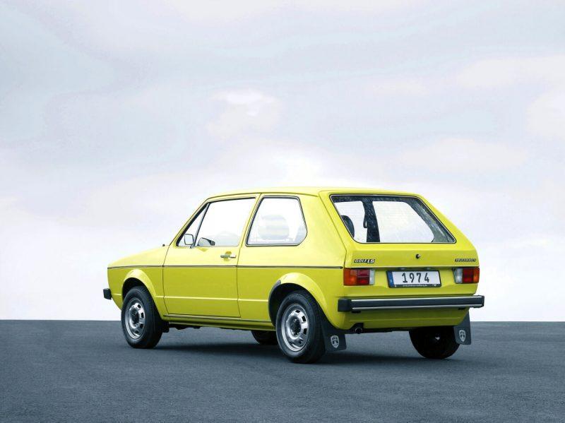 Авто Volkswagen Golf 1973