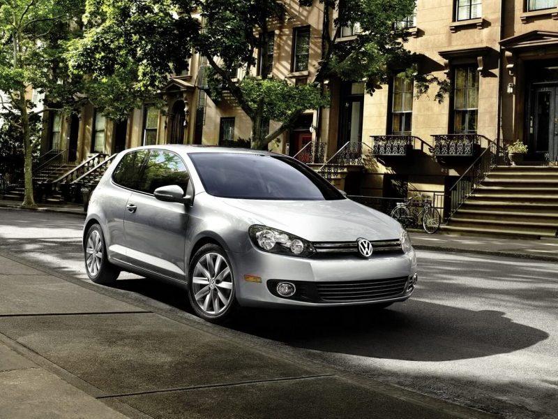 Фото авто Volkswagen Golf 6