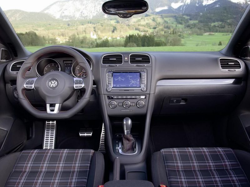 Салон Volkswagen Golf 6