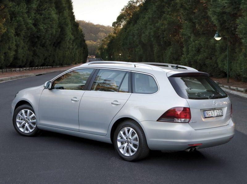 Фото Volkswagen Golf универсал 6