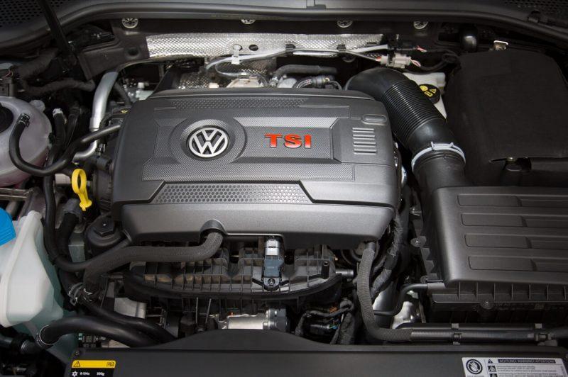 Двигатель TSI Volkswagen Golf