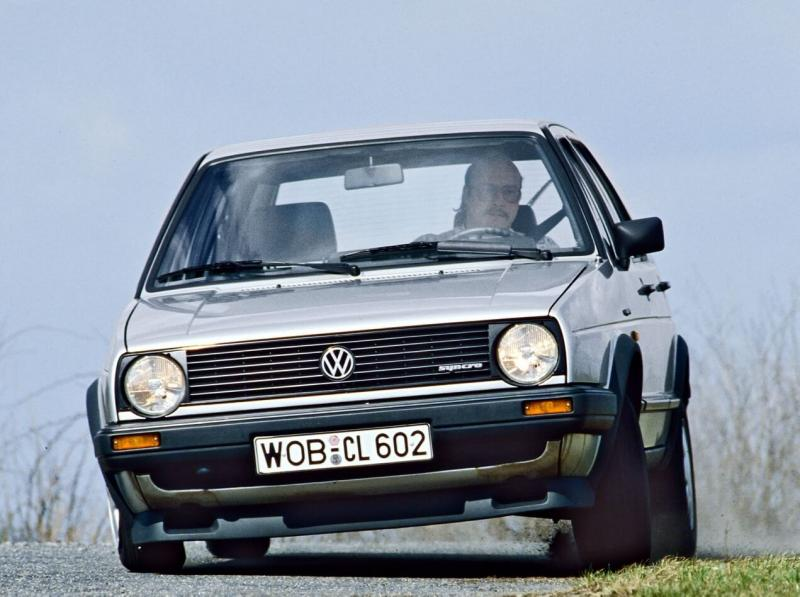 Авто Golf Syncro