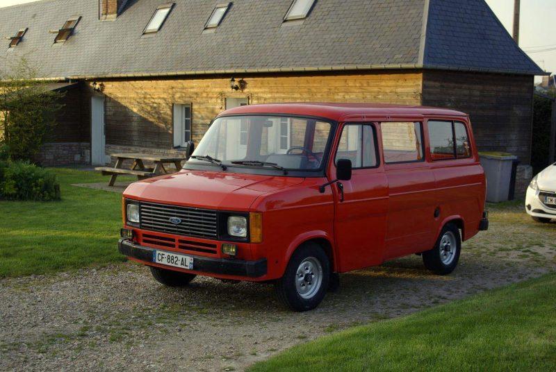 Авто Ford Transit 1978