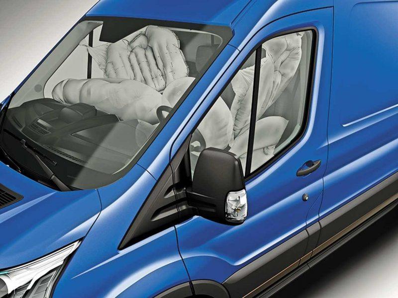 Подушки безопасности Форд Транзит