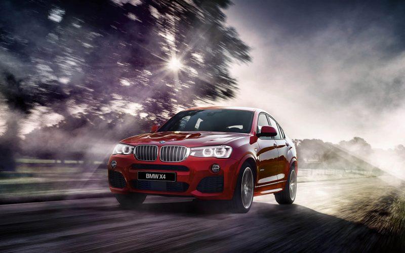 Авто BMW X4 2015 года