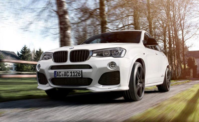 Тюнинг BMW X4