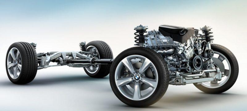 Подвеска BMW X4