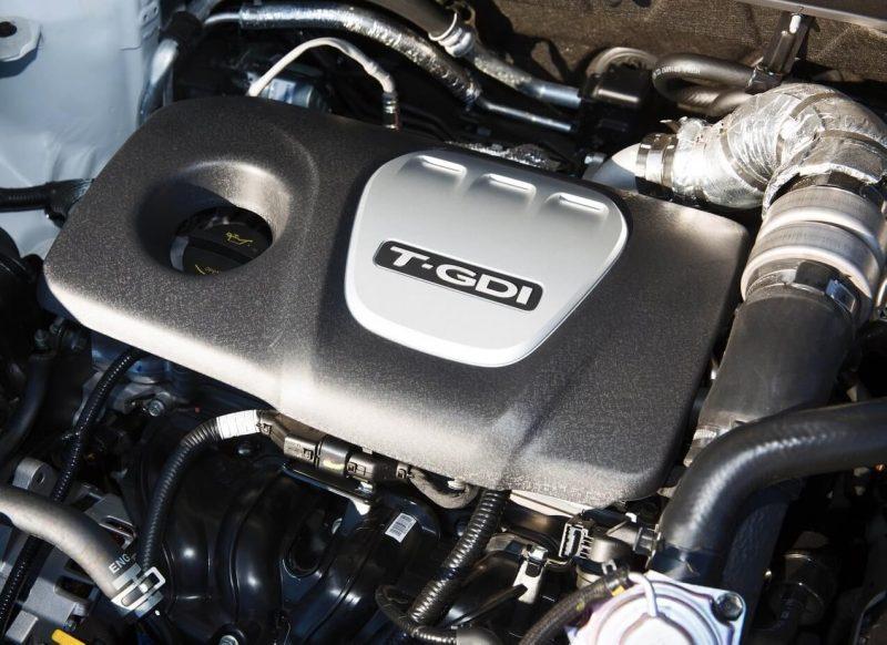 Двигатель KIA Sportage 4