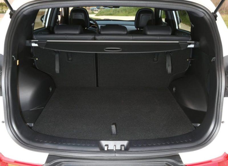 Багажник KIA Sportage 3