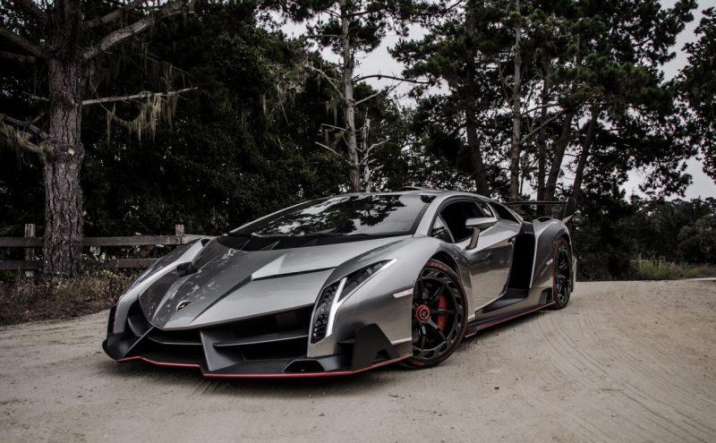 Фото Lamborghini Veneno
