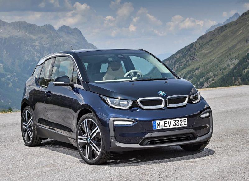 Новый BMW i3