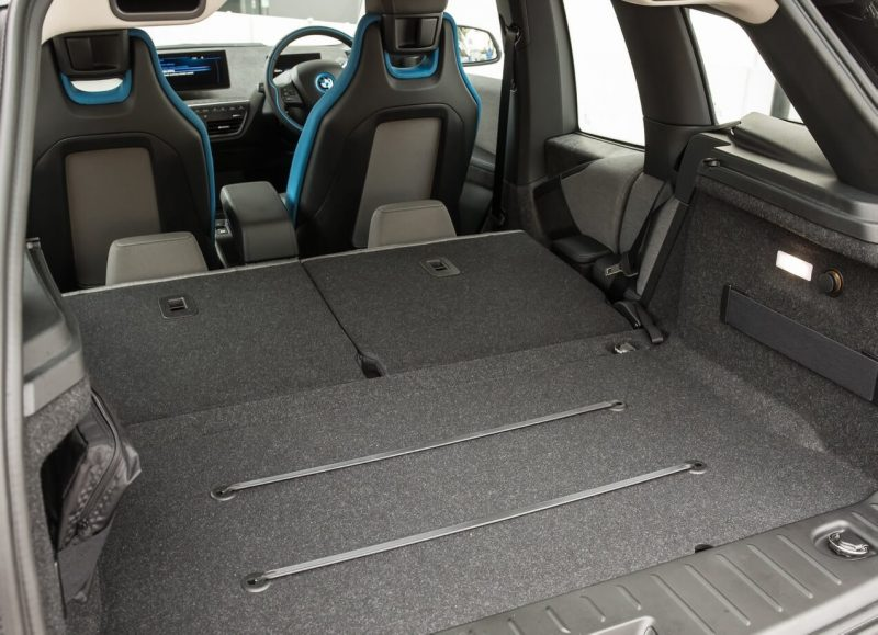 Багажник BMW i3