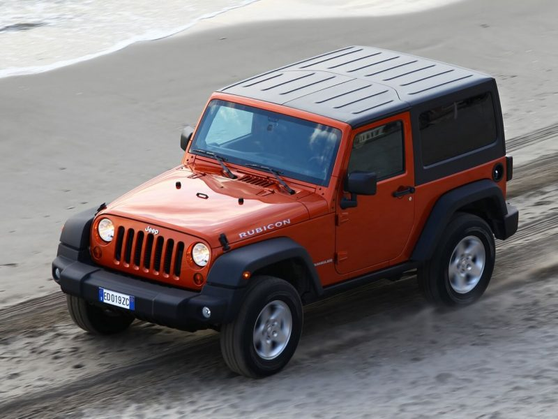 Авто Jeep Wrangler Rubicon