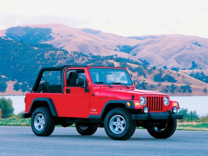 Фото авто Jeep Wrangler (TJ)