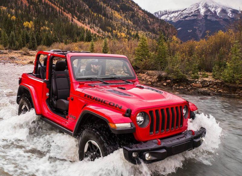 Jeep Wrangler IV фото