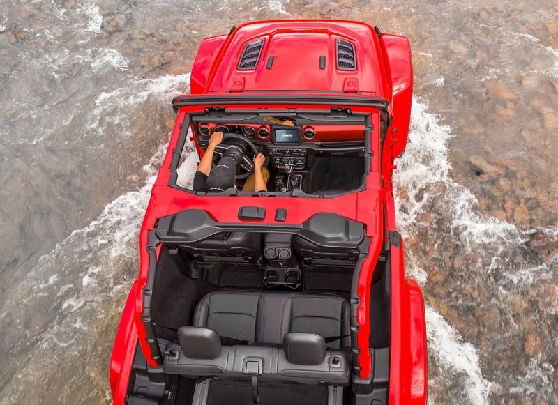 Авто Jeep Wrangler IV