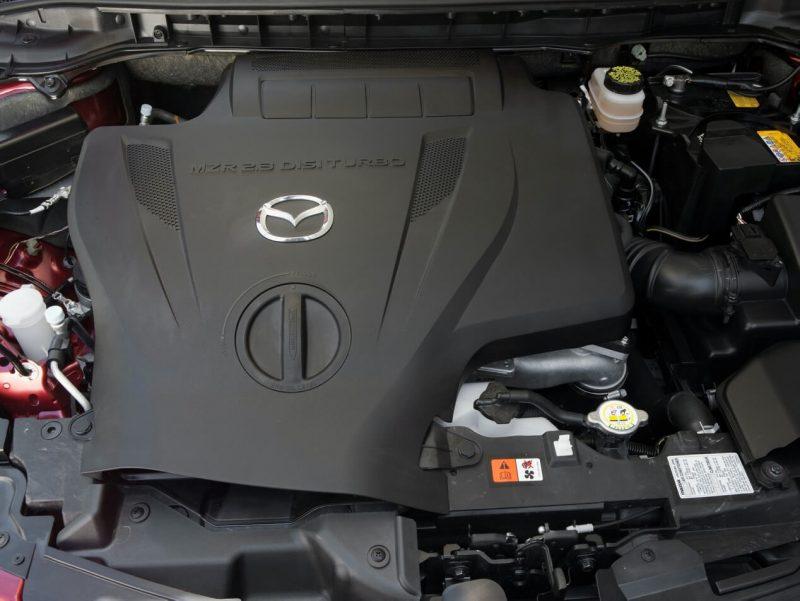 Mazda CX-7 двигатель